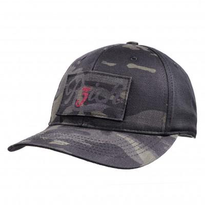 R3ICH  baseball cap Multicam Fullcap
