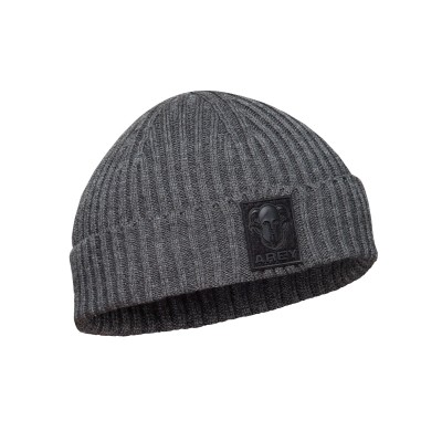 AREY Knitted hat Grey