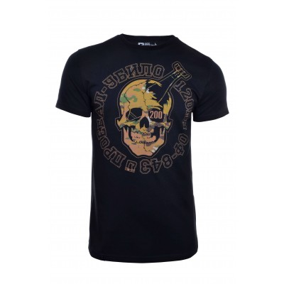 """R3ICH T-shirt """"Fucked up - be killed"""" Black"""